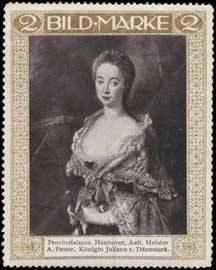 Königin Juliane von Dänemark