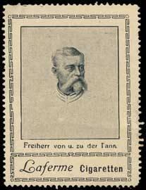 Freiherr von und zu der Tann
