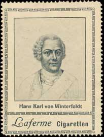 Hans Karl von Winterfeldt