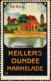Die Burg Tangermünde