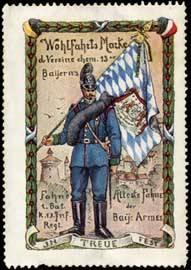 13. Bayerisches Infanterie Regiment