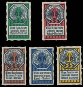 Rabattmarken München Sammlung