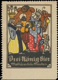 Drei König Bier