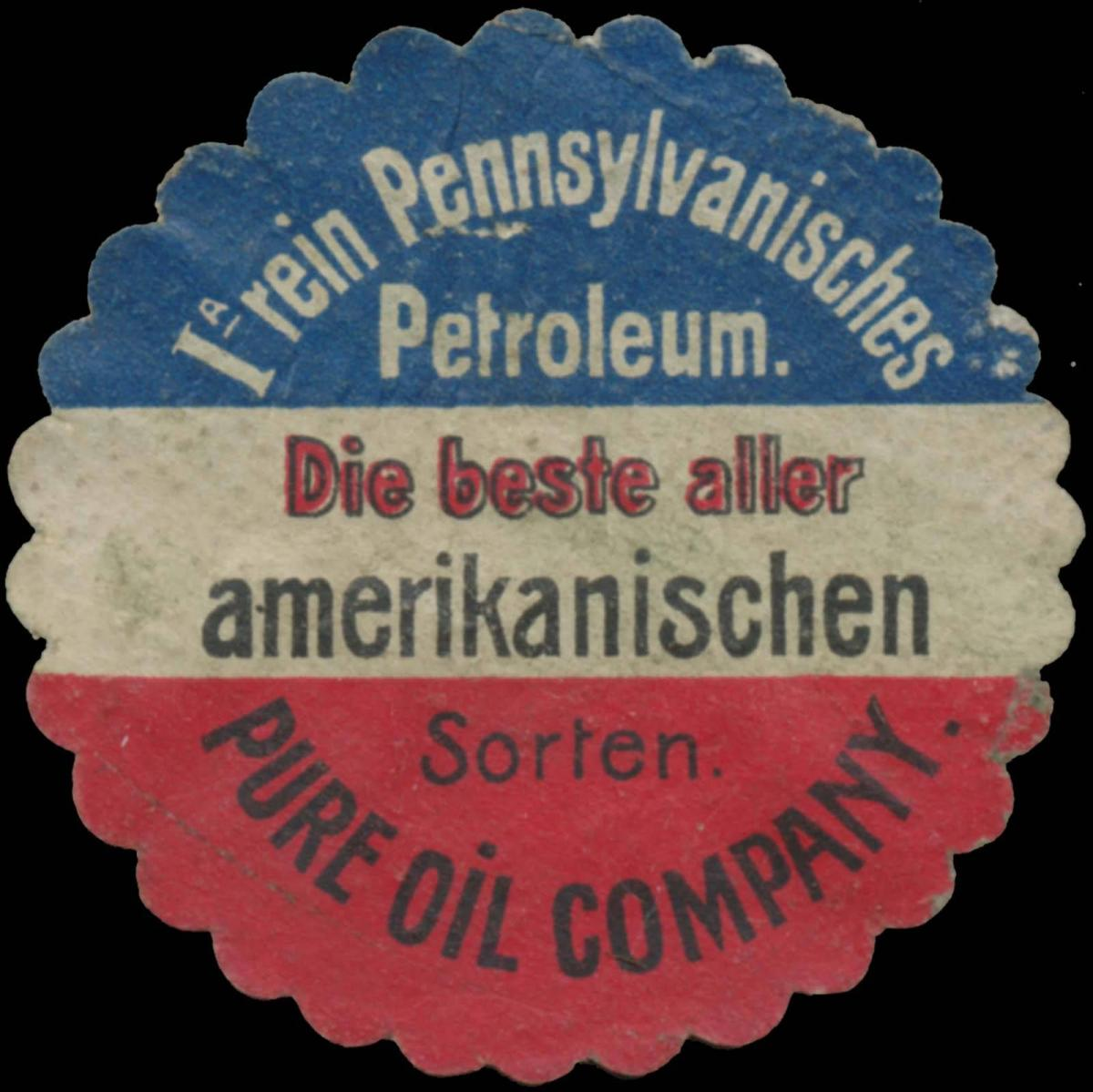 Pennsylvanisches Petroleum