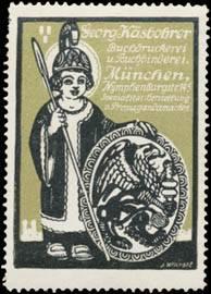 Buchdruckerei Georg Käsbohrer