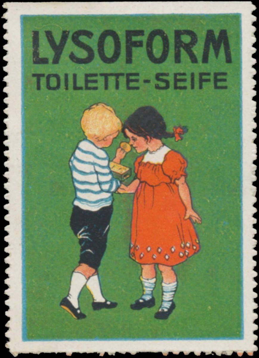 Lysoform Toilette-Seife
