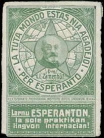 Dr. L. L. Zamenhof Esperanto