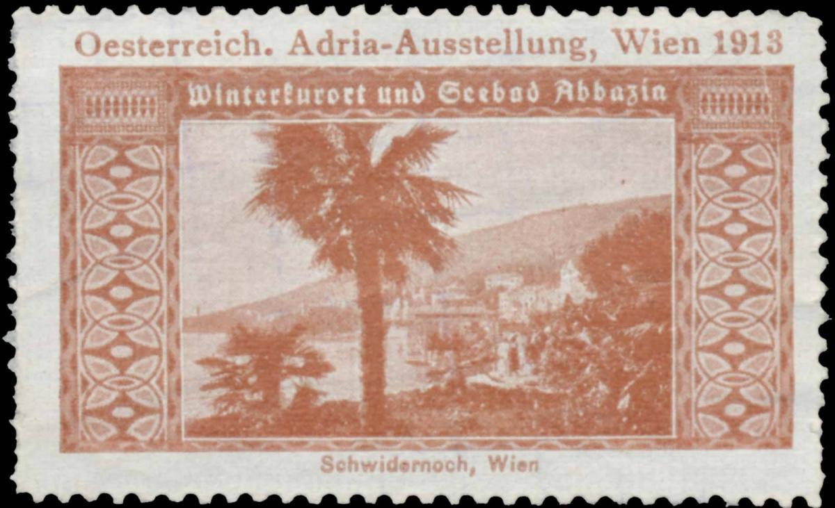 Winterkurort und Seebad Abbazia