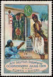 Post in Marokko