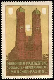 Münchener Malerzeitung
