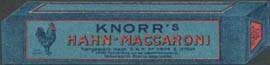 Knorrs Hahn-Makkaroni