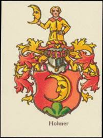 Hohner Wappen