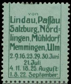 Verein zur Förderung des Fremdenverkehrs von Lindau