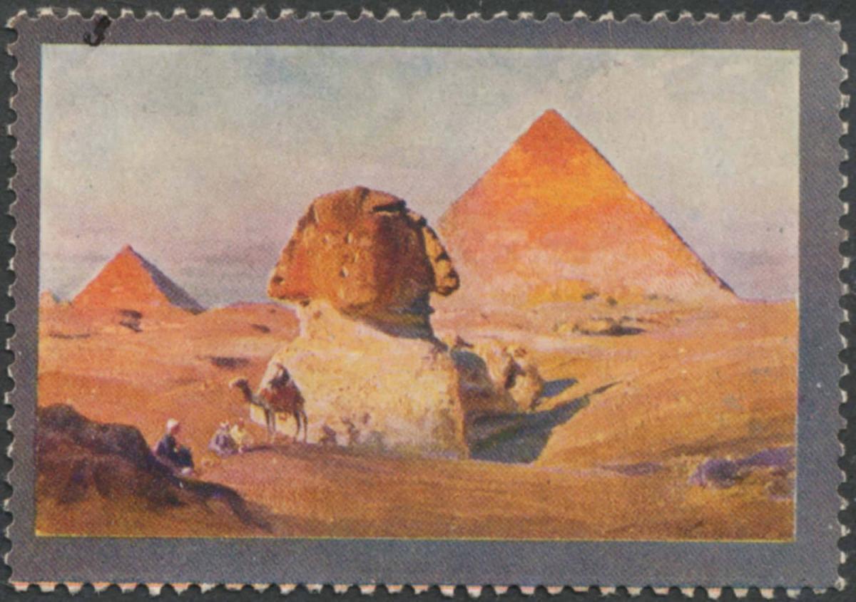 Pyramiden Sphinx