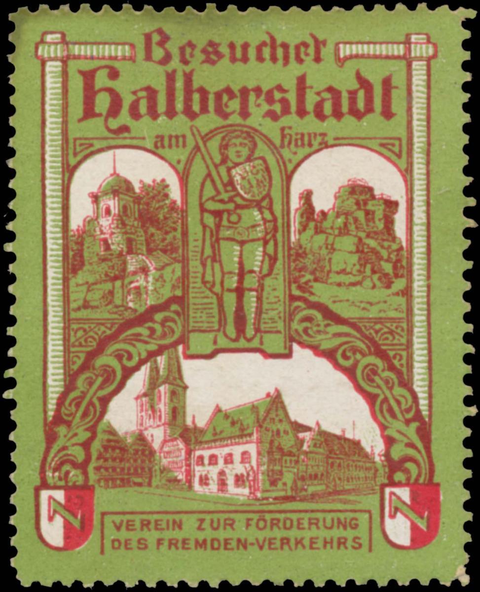 Besuchet Halberstadt