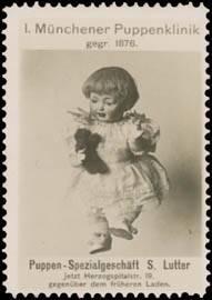 I. Münchener Puppenklinik