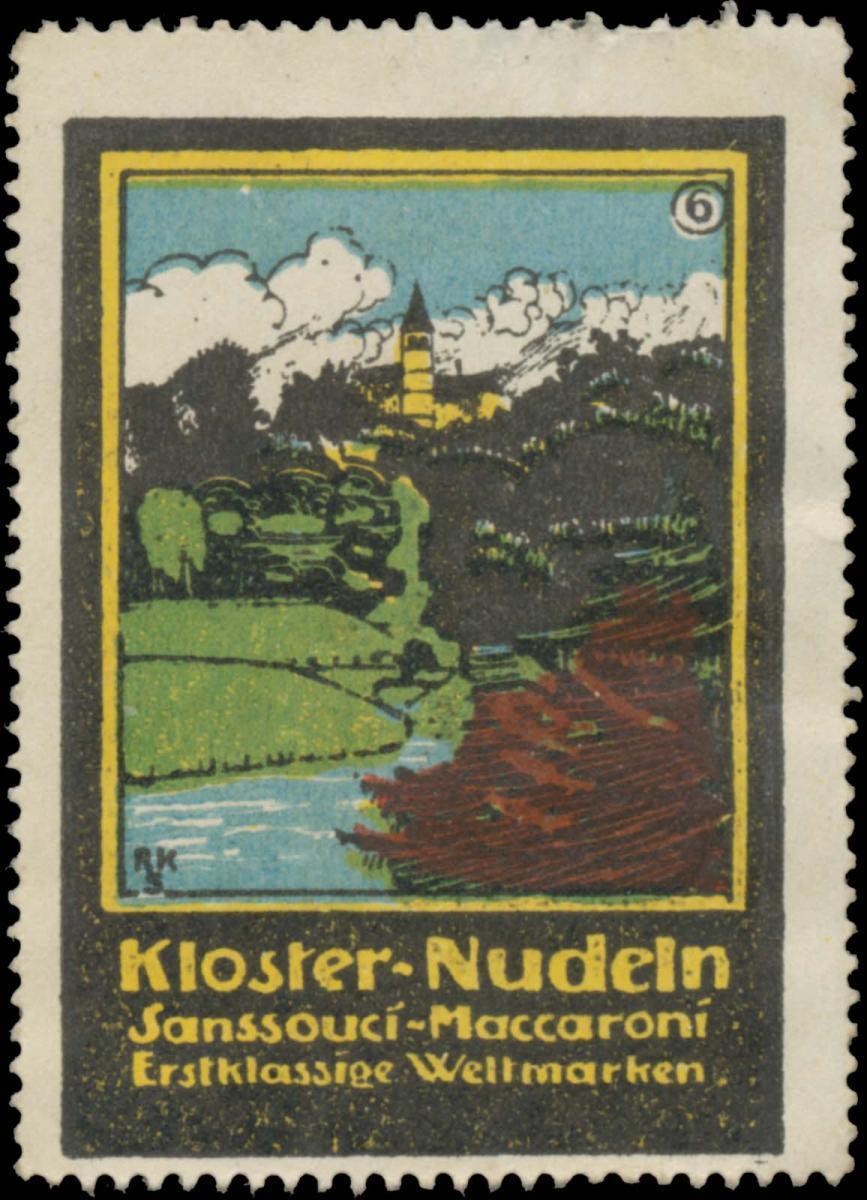 Kloster-Nudeln & Sanssouci-Makkaroni