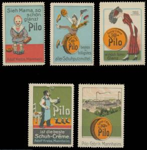 Sammlung Pilo Schuhputz