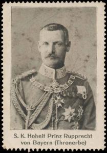 S.K. Hoheit Prinz Rupprecht von Bayern