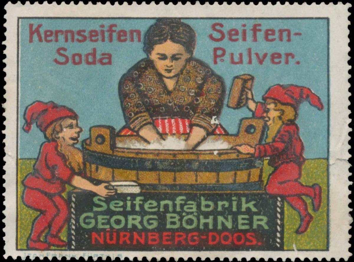 Kernseifen Soda - Seifenpulver