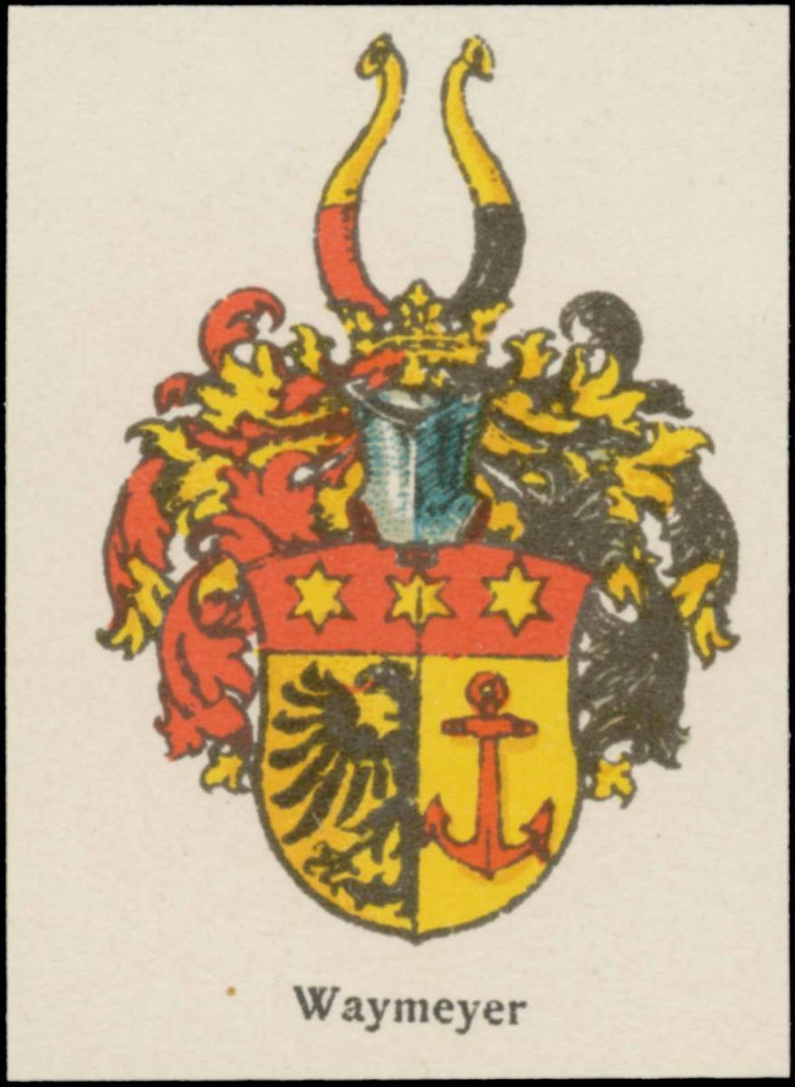 Waymeyer Wappen