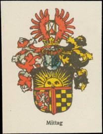 Mittag Wappen