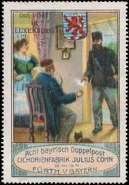 Post in Luxemburg