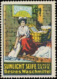 Sunlicht Seife bestes Waschmittel