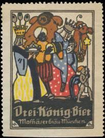 Drei-König-Bier