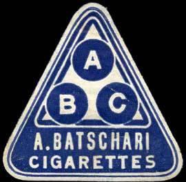 ABC Cigarettes - Zigaretten