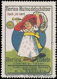 Norica Hutnadelschützer