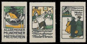 Sammlung Münchener Mieterverein