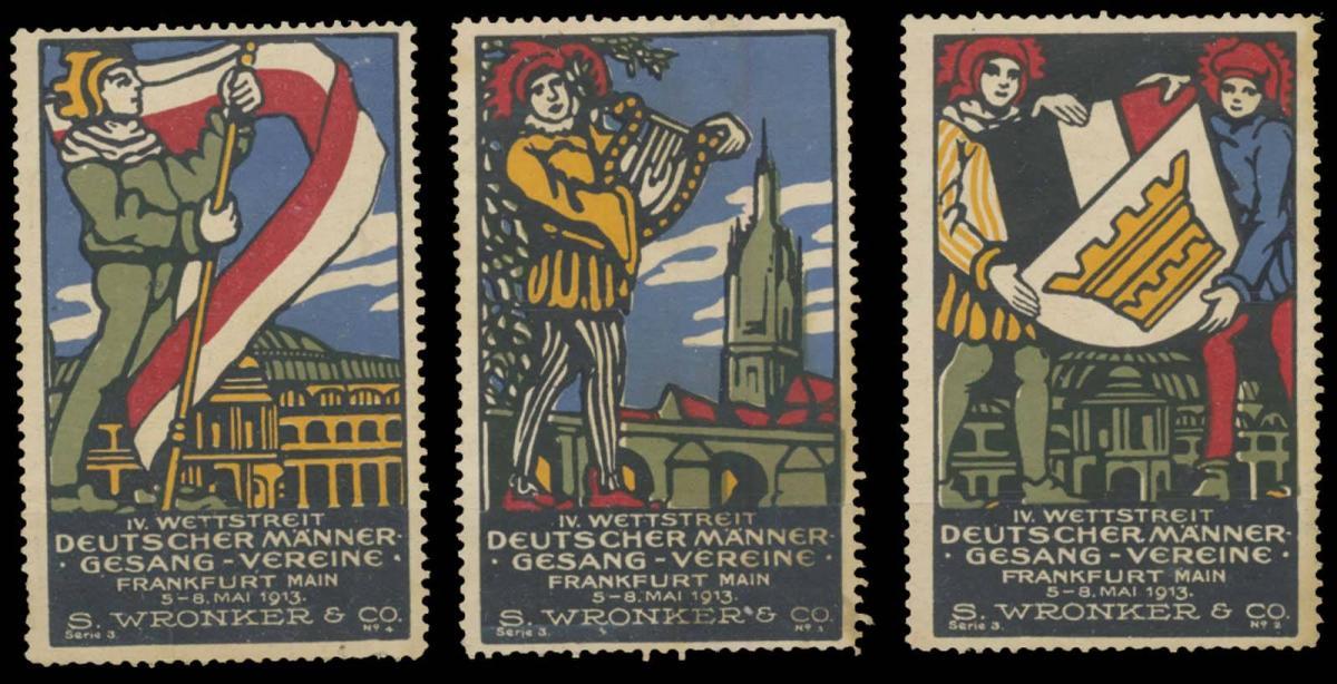 Kaufhaus S.Wronker Sammlung