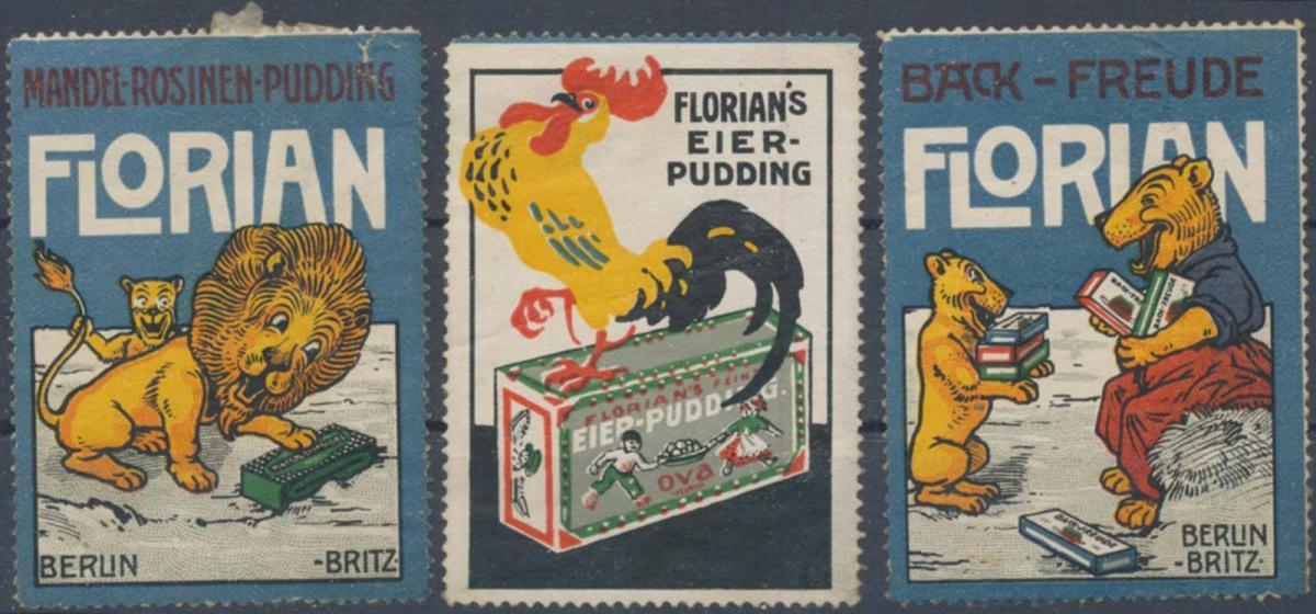 Florian Pudding Sammlung