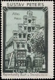Altes Haus Lüneburg