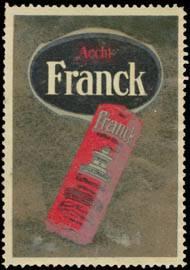 Aecht Franck Kaffee-Zusatz