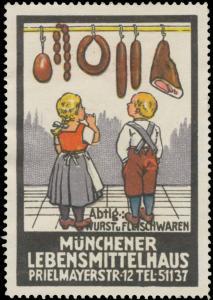 Wurst & Fleischwaren