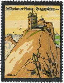 Münchener Haus - Zugspitze