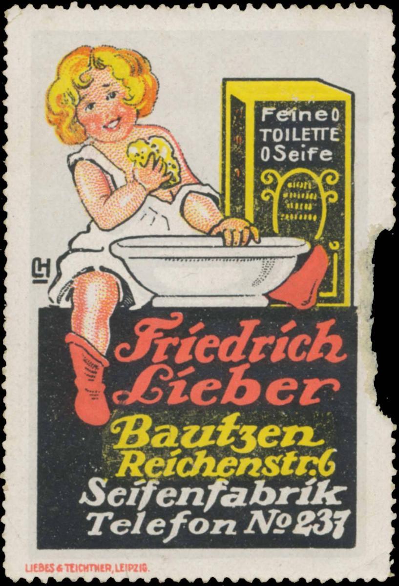 Feine Toilette Seife