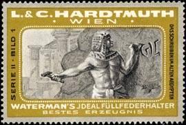 Das Schreiben im alten Aegypten