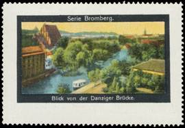 Blick von der Danziger Brücke