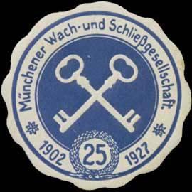 Münchener Wach- und Schließgesellschaft