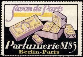 Savon des Paris