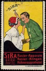 Sira Rasier-Apparate