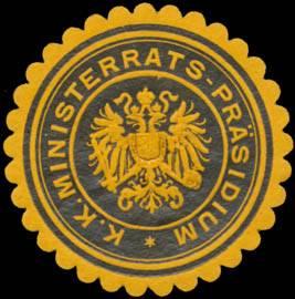 K.K. Ministerrats-Präsidium