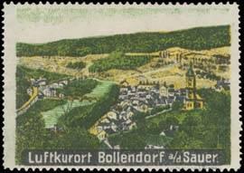 Luftkurort Bollendorf an der Sauer