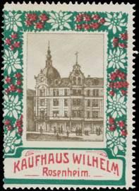 Kaufhaus Wilhelm