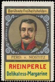 Ferdinand von Nostitz