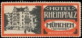 Hotel Rheinpfalz