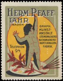 Graphische Kunstanstalt & Kartonnagenfabrik